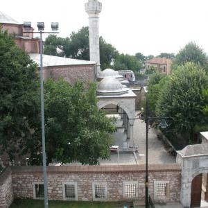 Küçük Ayasofya Cami.(mosque)