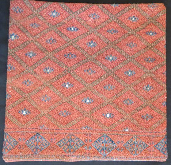 Eymen Tribal Art Turkmen Kilim Pillow