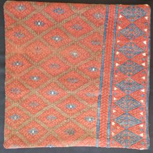 Eymen Tribal Art Turkmen Kilim Pillow