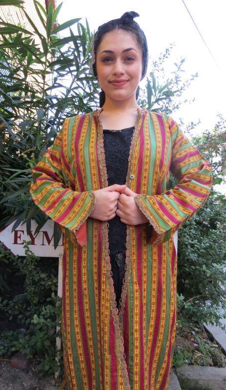 Eymen Tribal Art Anatolian Women Costume