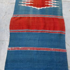 Antique Halepo Kilim
