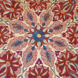 Silk Embroidery Suzani