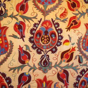 Modern Silk Suzani