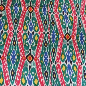 Vintage Uzbek Silk