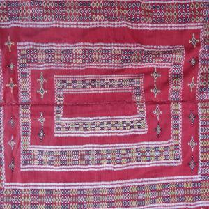 Uzbekistan Silk Textile